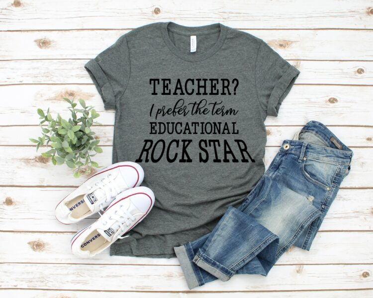 Teacher Appreciation Gift Ideas using your Silhouette Cameo or Cricut. Free Teacher Appreciation SVGs