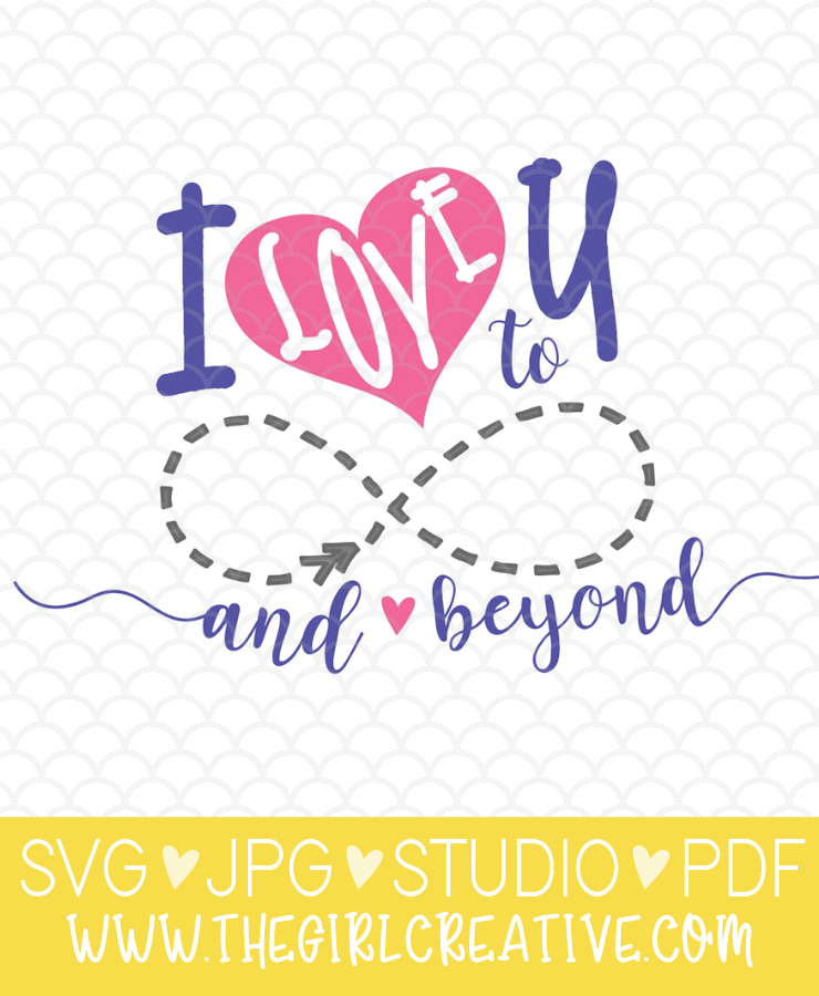 Download Valentine's Day SVG Bundle for Silhouette and Cricut - The ...