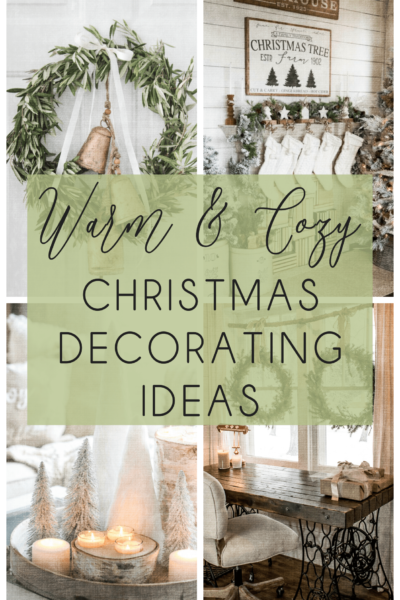 Warm and Cozy Christmas Decorating Ideas | Neutral Christmas Decorations to DIY