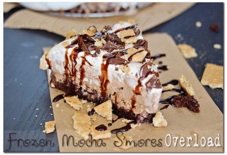 Frozen Mocha S'Mores Overload