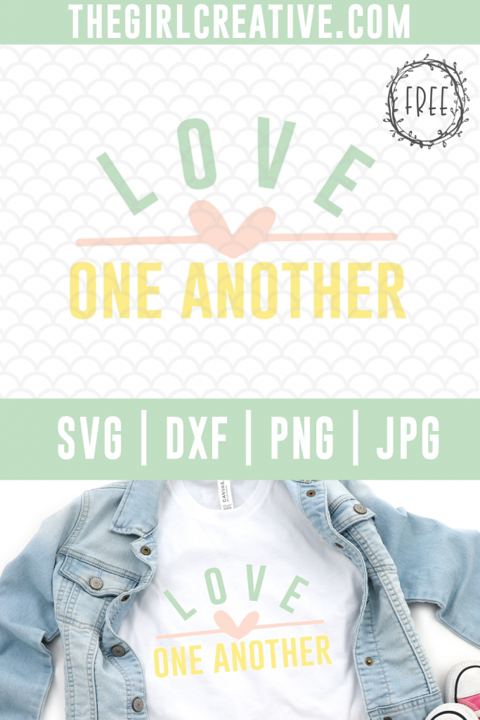 Love One Antother Design + Tshirt