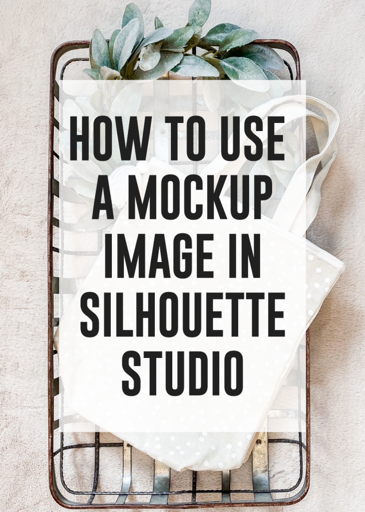 Pin Graphic for using Mockups in Silhouette Studio