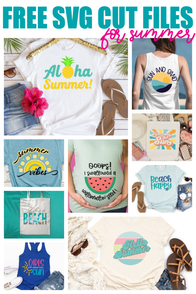 Collage of Summer Project Ideas