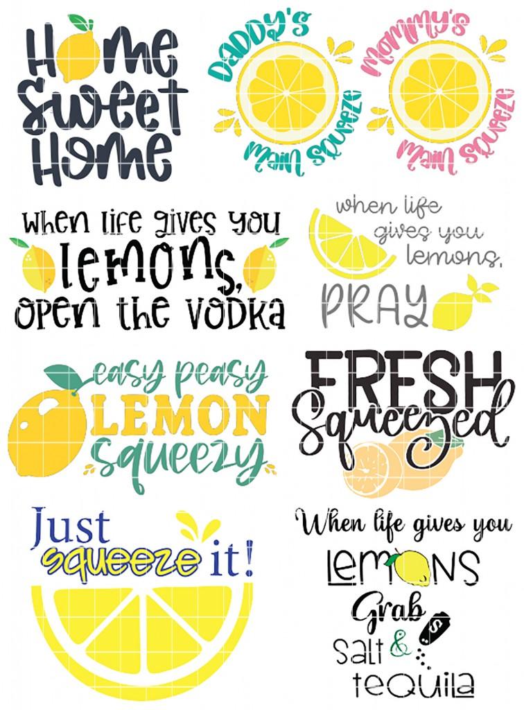 Lemon Quotes