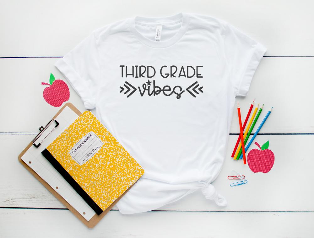 Third Grade T-shirt