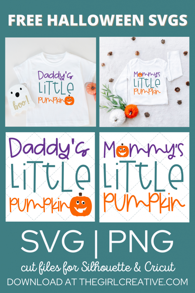 Mommy and Daddy's Little Pumkin Shirts